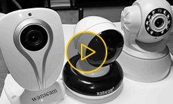 Как настроить беспроводные IP-камеры Wanscam
