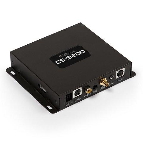 Навигационный блок CS9200RV для штатных мониторов