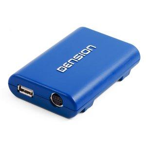 Автомобильный iPod/USB/Bluetooth-адаптер Dension Gateway Lite BT для BMW/Mini/Rover (GBL3BM1)