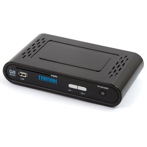 Автомобильный ТВ тюнер DVB T2 Trimax TR 2012HD