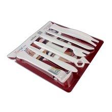 Набор инструментов для снятия обшивки полиуретан, 6 предметов  - Краткое описание