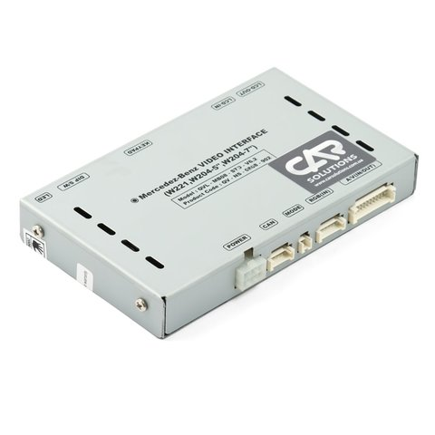 Video Interface for Mercedes Benz W221 W204 W212