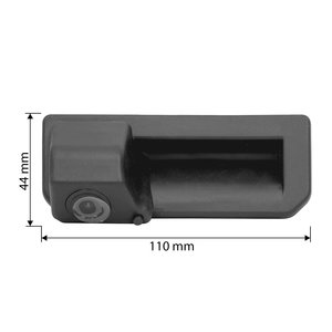 Rear View Camera for Audi Q2, Q3, A5, Q5L, Q2L, A6L 17 18 19 y.m. with Camera Washer