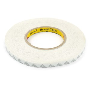 Double-sided Adhesive Tape 3M, (0,07 mm, 10 mm, 50m, for sensors/displays sticking)