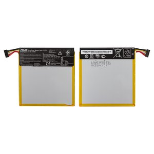 Battery Asus FonePad HD7 ME372, (Li-Polymer, 3.8 V, 3950 mAh) #C11P1310