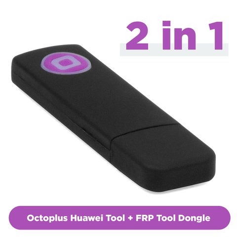Octoplus Huawei Tool + FRP Tool Dongle