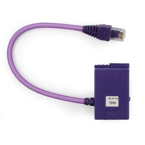 Cable F-Bus para ATF/Cyclone/JAF/MXBOX HTI/UFS/Universal Box para Nokia 7230 (violeta)