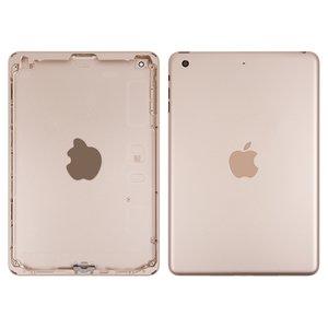 Tapa trasera para tablet PC Apple iPad Mini 3 Retina, dorada, (versión Wi-Fi)