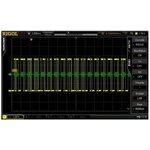 Opción de software RIGOL SD-RS232-DS6 para disparo y decodificación por los protocolos RS232/UART