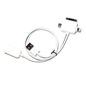 3-в-1 OTG USB кабель зарядки для MFC Dongle