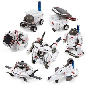 Космический флот 7 в 1, Конструктор CIC