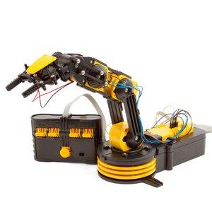Робот-манипулятор на батарейках, конструктор CIC