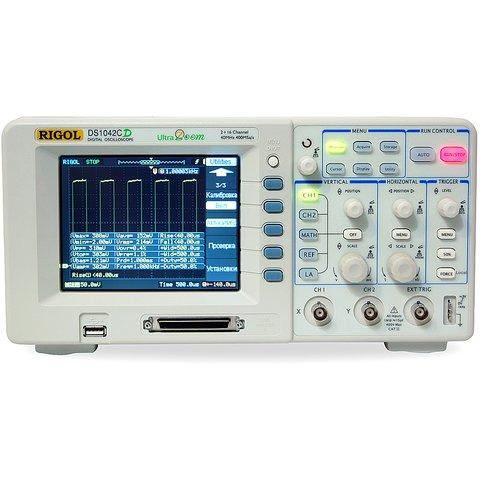 Цифровий осцилограф RIGOL DS1022CD
