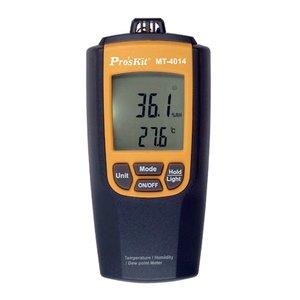 Цифровий вимірювач температури та вологості Pro'sKit MT-4014