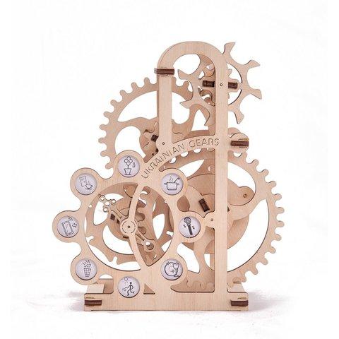 Механічний 3D пазл UGEARS Силомір
