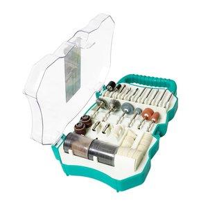 Набір аксесуарів Pro'sKit PT-5100 для шліфмашин Pro'sKit PT-5201A, PT-5201B, PT-5501I