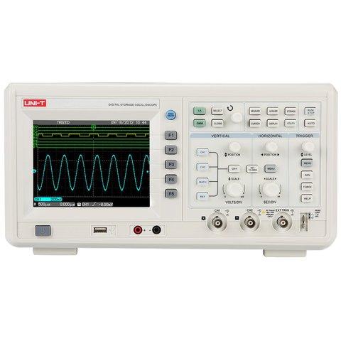 Digital Oscilloscope UNI T UTD4302C