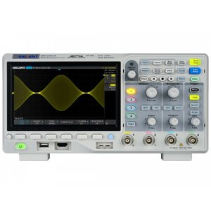 Super Phosphor Oscilloscope SIGLENT SDS1104X-E